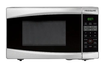 <D> FRIGIDAIRE FFCM0734LS MICROWAVE 17 .7CF COUNTERTOP SIDE CONTROL-PUSH BUTTON-700W-9 5/8 TURNTABLE STAINLESS