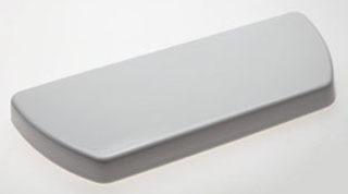 "Kohler K-84591-0 19-5/8"" X 8"" White Vitreous China Toilet Tank Cover"