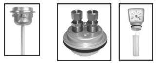 Roth  2315001002 Oil Storage Tank Installation Kit