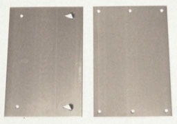 5X8NP (FIG 958) 5 x 8 16G 6 HOLE NAILING PLATE 098320077024
