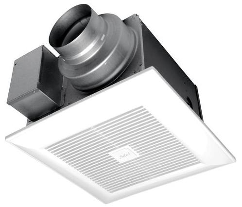 Panasonic FV-05-11VK1 WhisperGreen Select Fan 50-80-100 CFM