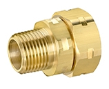 "2103111 XR3FTG-8-24 1/2 "" MALE STRAIGHT FITTING"