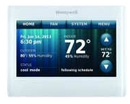 2325230 TH9320WF5003 HONEYWELL WIFI COLOR TOUCH