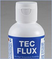 SOLDER FLUX 4OZ LIQUID BOTTLE 97000
