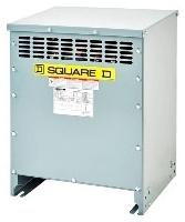 SQD EX15T3H TRANSFORMER DRY TYPE 15KVVA 480D208Y