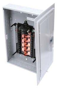 SIEM P2020B1100CU 1PH LC 20S 20C MB 100A CU INDOOR TOP 500 ITEM