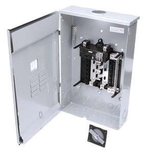 SIEM PW0816B1200TC 1PH LC 8S 16C MB 200A CU 3R TRAILER PNL