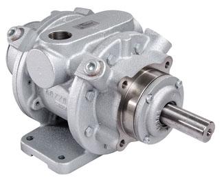 "16AM-FRV-13 4.5"" x 13.65"", 9.5 HP, 372 Lb-Inch, 2000 RPM, 275 CFM, Reversible, Multi-Vane, Air Motor"