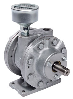 "8AM-FRV-2B 5.5"" x 8.48"", 5.25 HP, 185 Lb-Inch, 2500 RPM, 175 CFM, Reversible, Multi-Vane, Air Motor"
