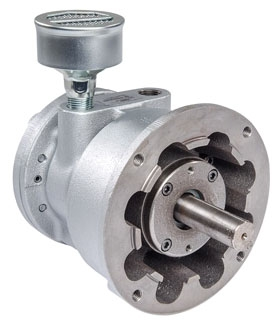 "8AM-NRV-32A 6.5"" x 9.54"", 5.25 HP, 185 Lb-Inch, 2500 RPM, 175 CFM, Reversible, Multi-Vane, Air Motor"