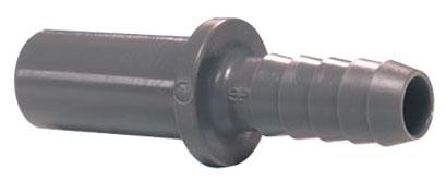 """PI-251212-S + 3/8"""" x 3/8"""", Tube Hose, Straight, Adapter"""