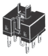 A16-1 + SPDT Contact, Pushbutton Switch Solder Terminal