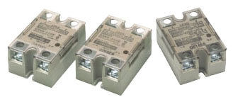 G3NA-220B-AC100-120 43 MM x 27 58 MM, 100 to 120 VAC, 20 A, Compact, Photocoupler, Yellow, Screw, Surface, Solid State Relay