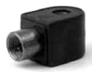 C111P3 + 10 W, 120 VAC, Class F, Electrical, Solenoid Valve Coil