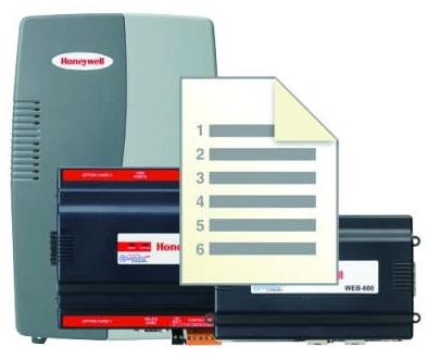 Honeywell DR-BAC-SRV-AX BACNet Server includes BACNet IP Client
