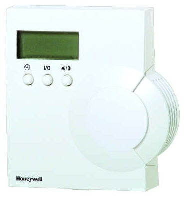 Honeywell T7560B1032 20K LCD Temperature/Humidity Wall sensor-selectable setpt/override (white only) Excel 5000