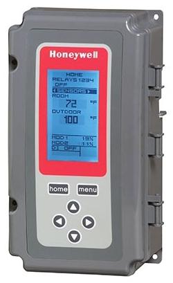 Honeywell T775U2006 Electronic Universal Controller, 2SPDT, 2 Analog outputs, 2 sensor inputs