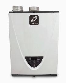 DA99757 T-H3-DV-N  NAT GAS TAKAGI PVC VENT