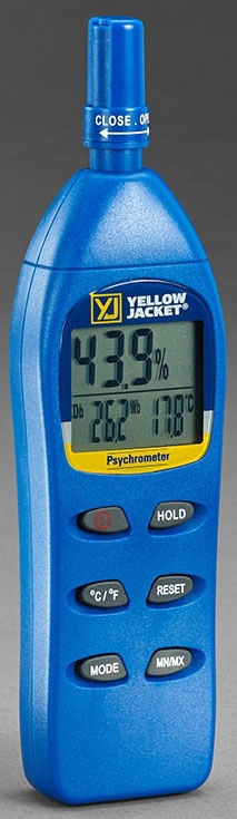 69008 DIGITAL PSYCHROMETER