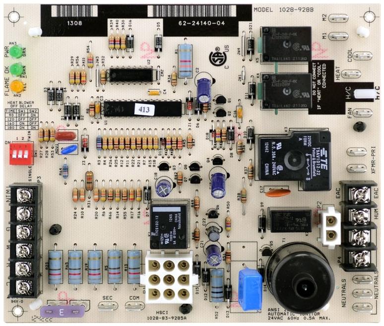 3810154 62-24140-04 CONTROL BOARD SPARK ICM292
