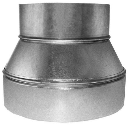5501107 4X3 TAPERED REDUCER