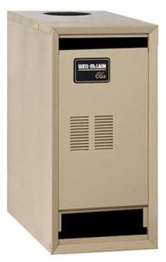 3210105 CGA-4-PIDL W/M (LP) GAS BOILER