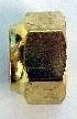DA39166 ANS4C 1/4 SHORT FLARE NUT