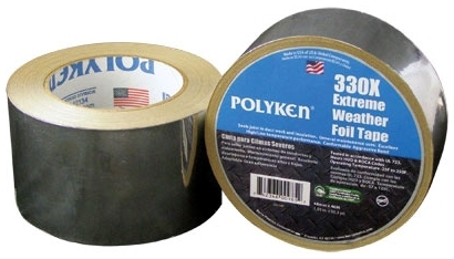 8901319 TAPE ALUM FOIL 2in #330 EXTREME WEATHER