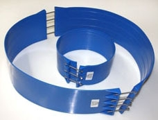 5953006 6in CLAMPS/GASKET SETS