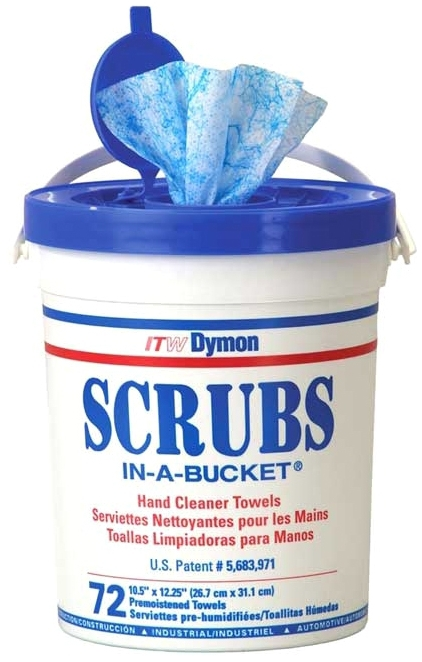 1855110 4185-75 WIPES (SCRUBS) SB72