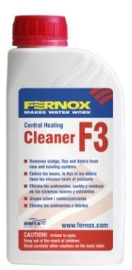 DA95025 57882  FERNOX F3 CLEANER  1 PINT