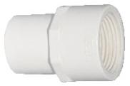 DA48362 PVC 478-005  1/2 ADAPTER DRAIN RGRA