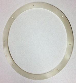 DA970253 84549 BURNER PLATE GASK TFT155-250