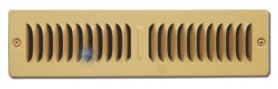 2731110 TS B 12X2 TOE-SPACE GRILLE