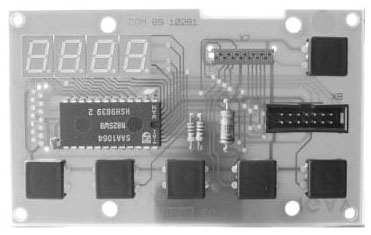 DA71451 PSRKIT20  CONTROL MODULE DISPLAY