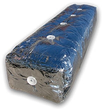 8901000 ZIP-EZ NON-METALLIC FASTENER 250/BAG