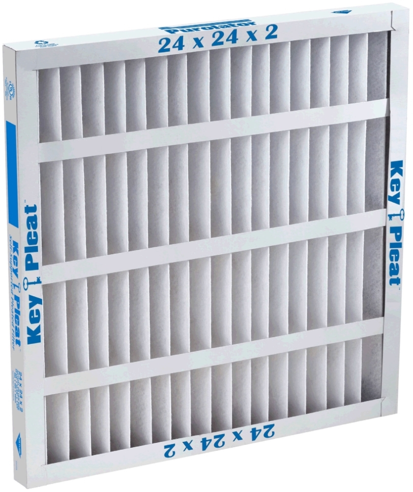 2042045 16X20X2 MERV 8 PLEATED AIR FILTER