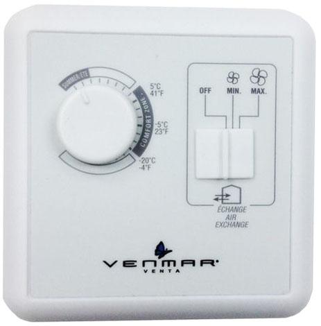 DA32066 40310 VENTA  CONTROL SOLO AND DUO