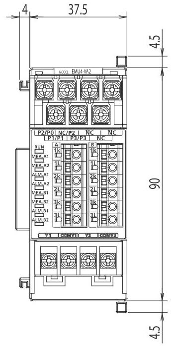 Mitsubishi Electric EMU4-VA2