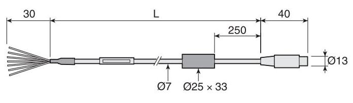 Mitsubishi Electric GT10-C300R4-8P