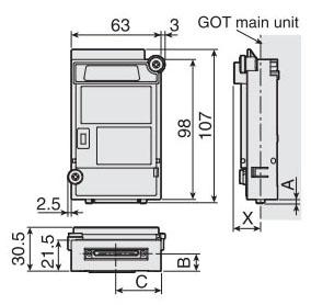 Mitsubishi Electric GT15-QBUS