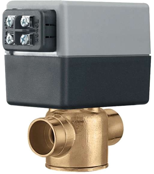 2-Way N.O. Zone Valves