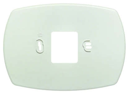Comfort/Combustion Thermostat Cover Plate