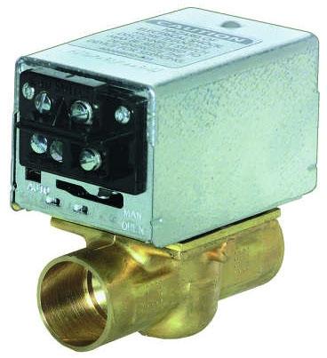 Zone valves