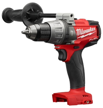 """MILWAUKEE 2804-20 M18 FUEL 1/2"""" BRUSHLESS HAMMER DRILL DRIVER 0-2000 RPM KEYLESS CHUCK 18V LI-ION """"BARE"""" TOOL ONLY [REPLACE 2704-20]"""