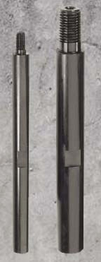 """DIAMOND-PRODUCTS 01870 5/8-11 X 12"""" EXTENSION FOR CORE BITS 1-1/2"""" OR SMALLER [4400005]"""