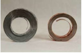 """METAL-PRODUCTS PT28010 PLUMBERS TAPE 3/4"""" X 10' 28GA PERFORATED METAL STRAPPING"""