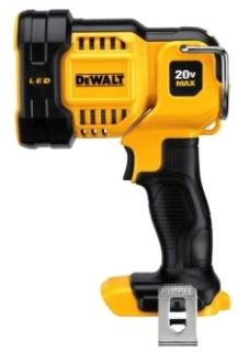 DWLT DCL043 20V MAX CORDLESS LED SPOTLIGHT