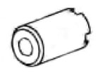 DPN239-006 - Pneumatic Blind Rivet Tool Jaw Guide by POP Stanley Engineered Fastening