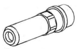 DPN239-009 - Pneumatic Blind Rivet Tool Nose Housing by POP Stanley Engineered Fastening